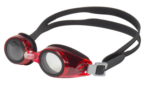 Leader Junior Goggle Red Black