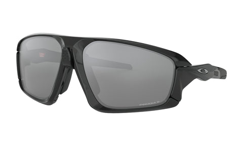 Oakley Field Jacket Polished Black_Prizm Black Polarised