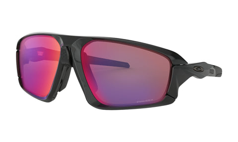 Oakley Field Jacket Polished Black_Prizm Road