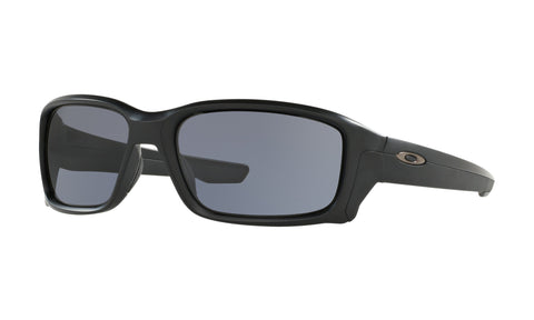 Oakley Straightlink Matte Black_Grey Lens