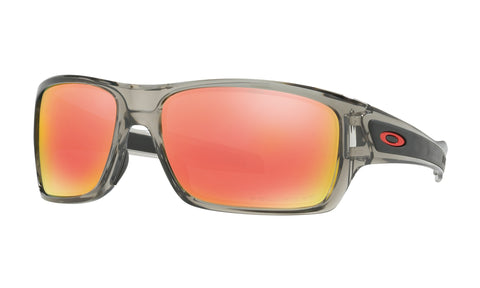 Oakley Turbine Grey Ink_Ruby Iridium Polarised