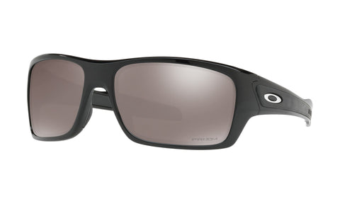 Oakley Turbine Polished Black_Prizm Black Polarised