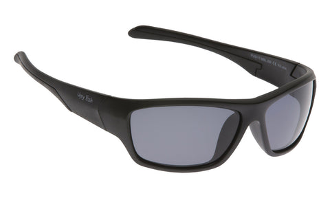 PU5117 Matte Black_Smoke Polarised