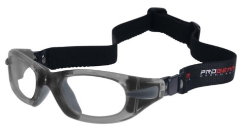 Progear Goggle Grey Transparent