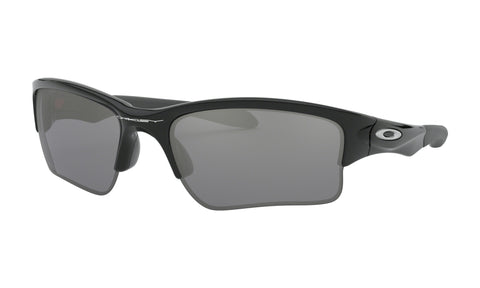 Oakley Quarter Jacket Polished Black_Black Iridium