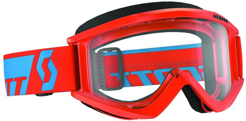 Scott Recoil XI Legacy MX_Orange Goggle