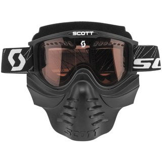 Safari 83X Facemask_Rose Lens