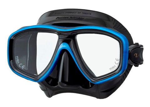 Tusa Freedom Ceos M-212 Blue_Black Dive Mask