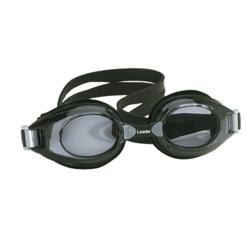 Vantage Adult Rx Ready Black Swim Goggle