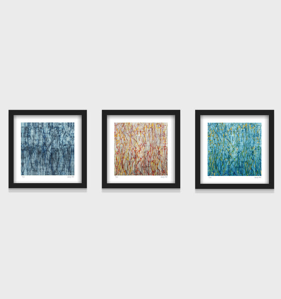 Dance Series - set of 3 - Framed or Unframed