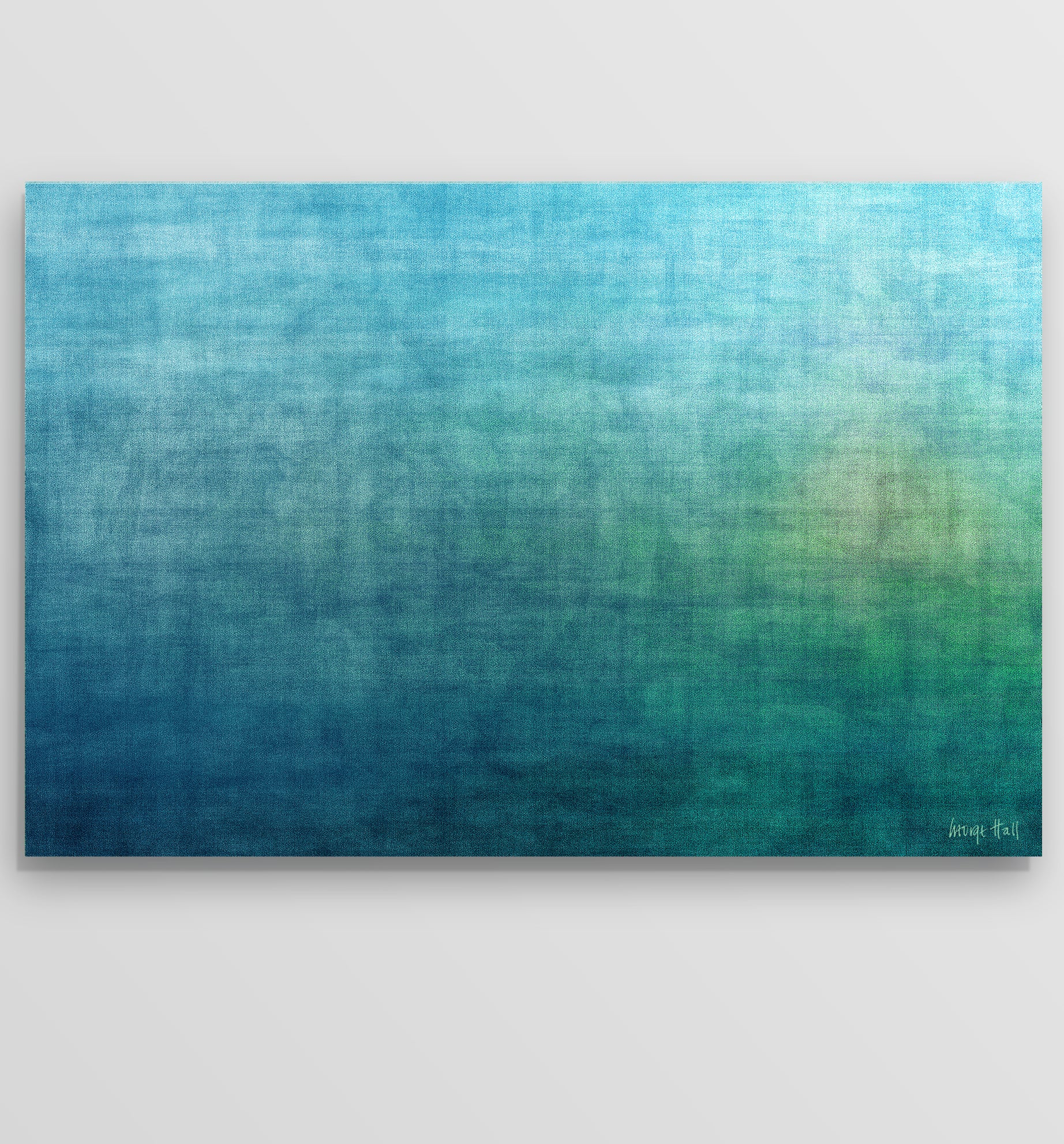Gradual Morning- Ltd Ed Print - 122 x 81cm