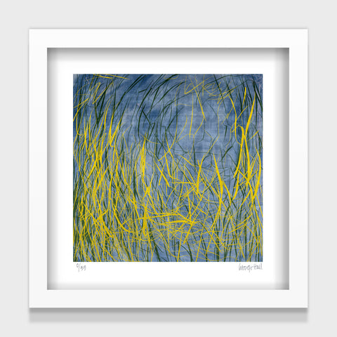 Mangrove - small - White/Black Framed or Unframed