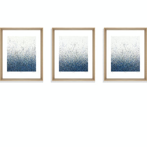 Silent Seas series of 3 limited edition prints Ed. 6 of 75 (unframed)