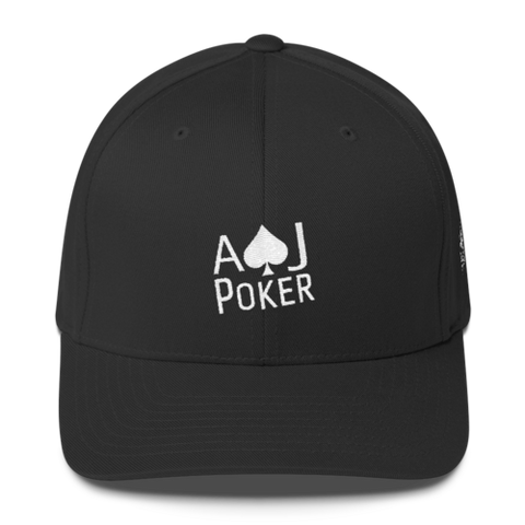 AJP POKER FLEXFIT HAT V2