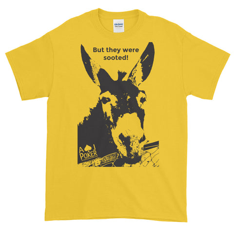 Gilden Donkey Sooted Poker Tshirt