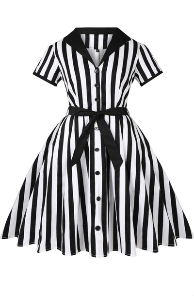 Beetlejuice Dress Curvy