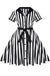Beetlejuice Dress - Plus