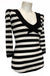 Delia Stripe Top
