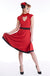 Red Bad Love Dress
