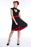 Badlove dress - Bonsai Kitten retro clothing, pin up clothing