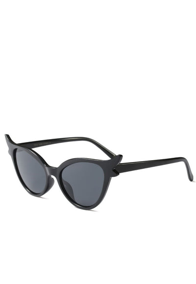 Black Cat sunglasses - Bonsai Kitten retro clothing, pin up clothing