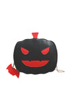 Black Pumpkin Jack handbag