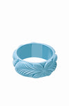 Tiki bracelet - light blue