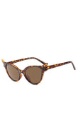 Tortoiseshell vintage catseye sunglasses - Bonsai Kitten retro clothing