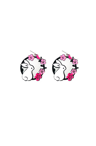 Bunny Love Earrings
