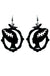 Bride of Frankenstein Earrings