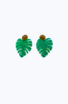 Jungle Queen earrings - Bonsai Kitten retro clothing, pin up clothing
