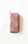 Pink Flamingo Wallet
