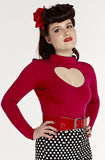 Red badlove top