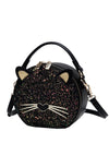 Sparkle Kitty Handbag