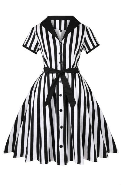 Beetlejuice Dress