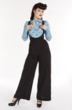 Suspender swing pants - Bonsai Kitten retro clothing