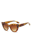 Tortoiseshell cats eye sunglasses - Bonsai Kitten retro clothing