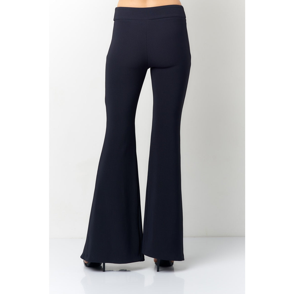 Peek A Boo Wide Leg Pants