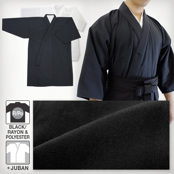 [NEW] Regular Style Supreme Iaido Gi