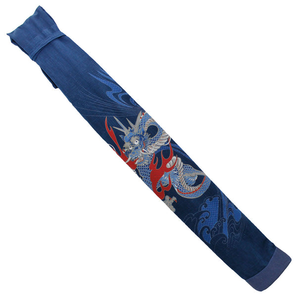 Dragon Blue Shinai Bag