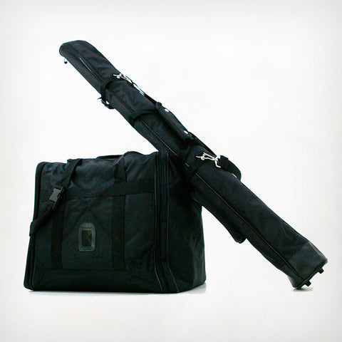 Expandable Kendo Bogu Bag & Multiple Shinai Carrier Set