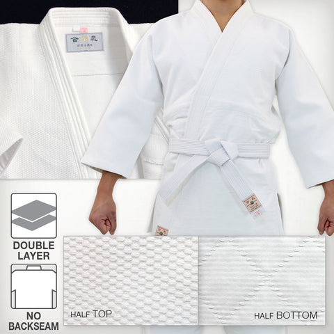 MINAMOTO Double Layered Aikido Gi