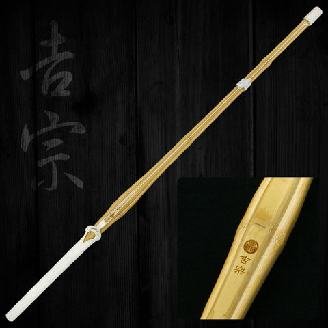 "Narrow Tip Dobari-Style Shinai ""YOSHIMUNE"" (Furnished)"
