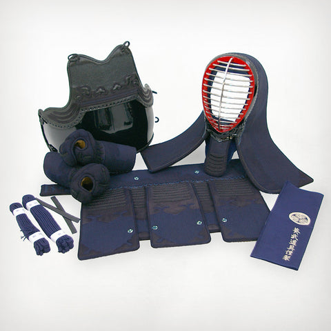 Instock FD-2 Machine-stitched Kendo Bogu Set