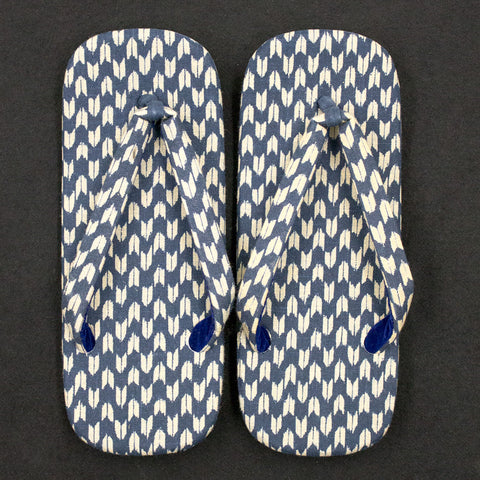 Japanese Setta Sandals (Yabane Pattern)