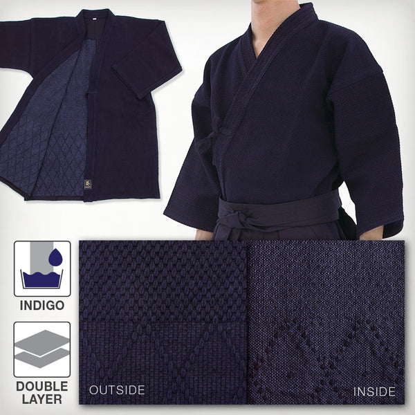 """KEN-OH"" Deluxe Double-layer Kendo Gi"