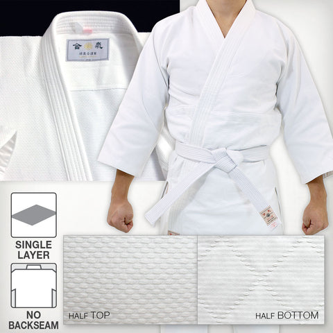 MINAMOTO Single Layered Aikido Gi