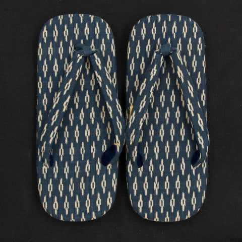 Japanese Setta Sandals (Monpe Pattern)