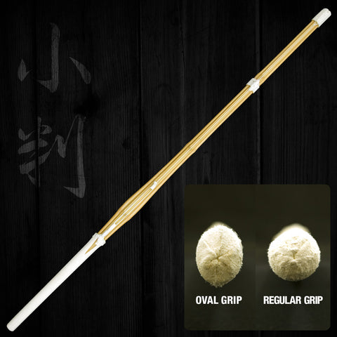 "High Quality Oval Grip Shinai ""KOBAN"" (Furnished)"