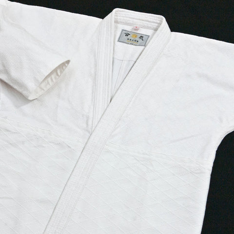 "MINAMOTO ""HOUOU"" Single Layered Aikido Gi"